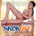 Skokoff.com - Discovering new erotic talents