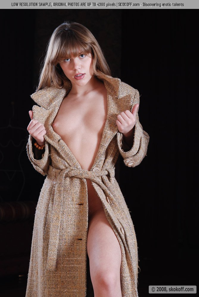 FInd out what Nata wears beneath her coat