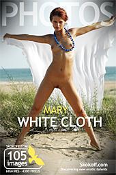 Skokoff - Mary (Manika) - White Cloth