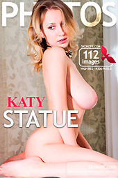 Skokoff: Katy - Statue