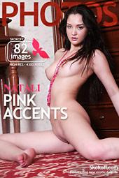 Skokoff - Natali - Pink Accents
