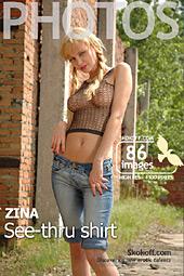 Skokoff - Zina - See Thru Shirt