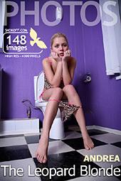Skokoff - Andrea (Alina) - The Leopard Blonde