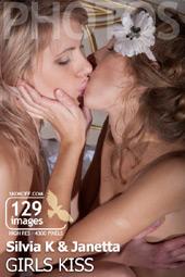 Skokoff - Silvia K & Janetta - Girls Kiss