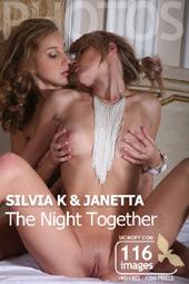 Skokoff - Silvia K & Janetta - The Night Together